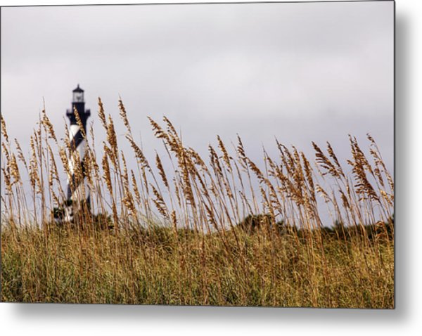 Metal Print featuring the photograph Cape Hatteras by Chris Babcock