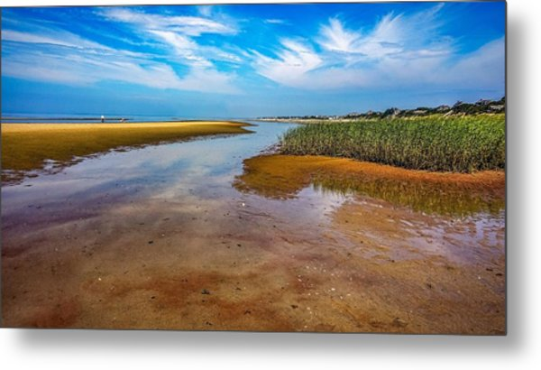 Cape Perspective Metal Print