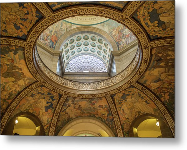 Capitol Dome No. 37 Metal Print