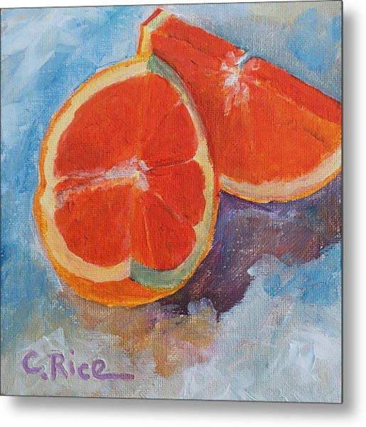 Cara Cara Orange Metal Print