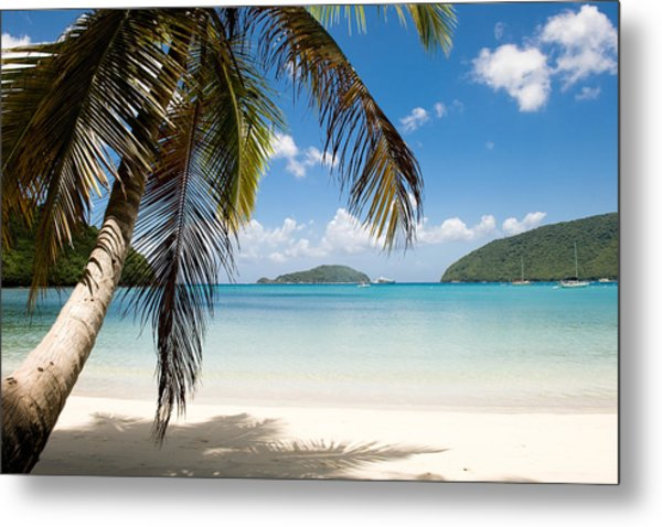 Caribbean Afternoon Metal Print