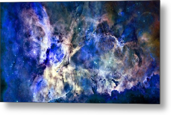 Carinae Nebula Metal Print