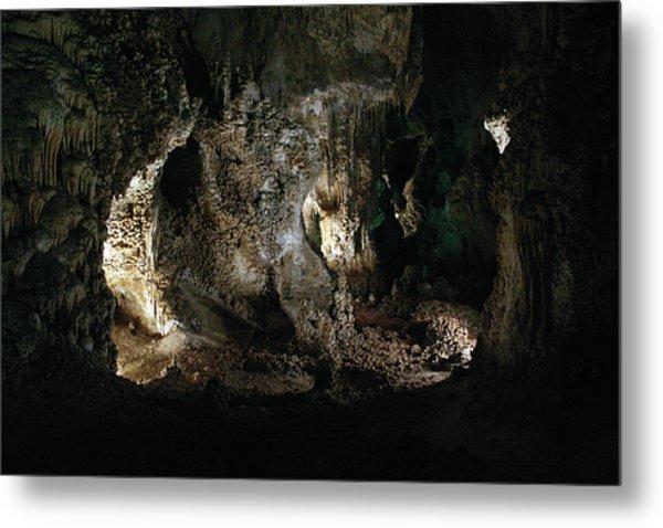 Carlsbad Tunnels Metal Print