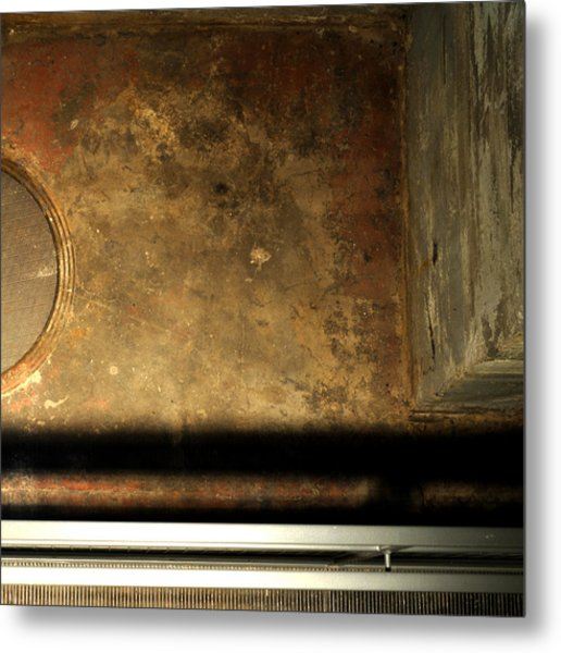 Carlton 13 - Abstract From The Bridge Metal Print