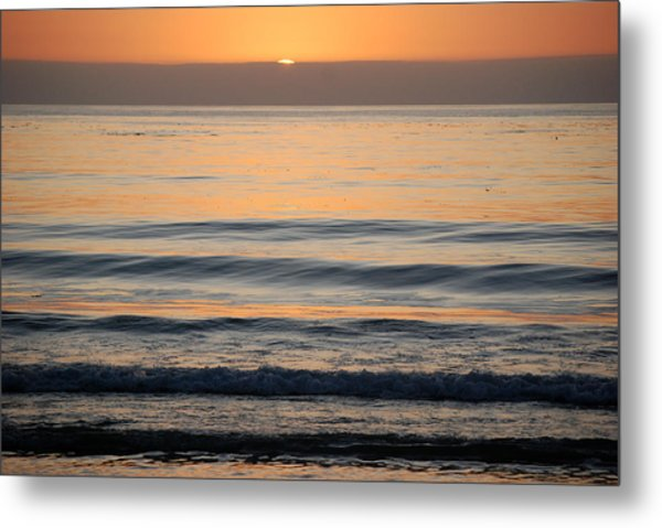 Carmel Sunset Metal Print