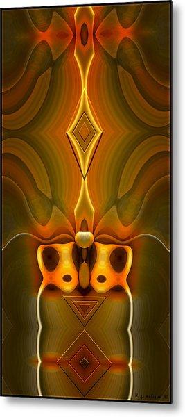 Carnivale IIi Metal Print by Daniel G Walczyk