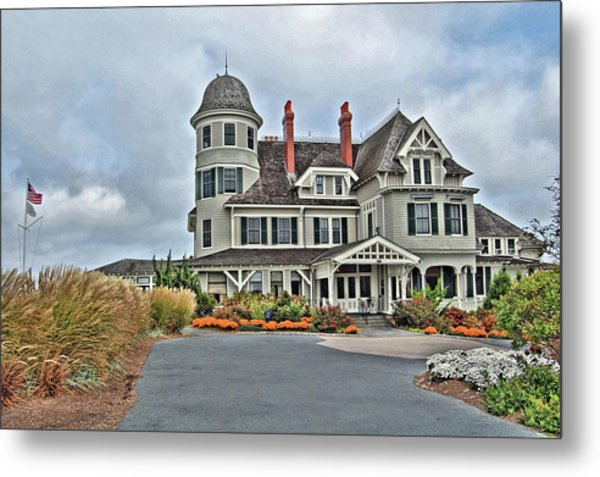 Castle Hill Inn Metal Print