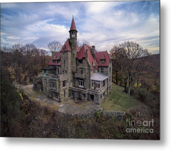 Castle Rock Metal Print