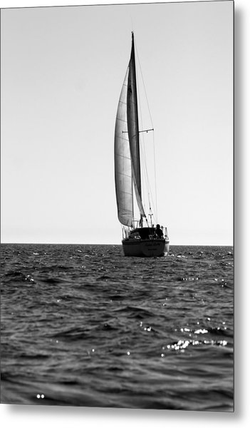 Catalina 27 Metal Print
