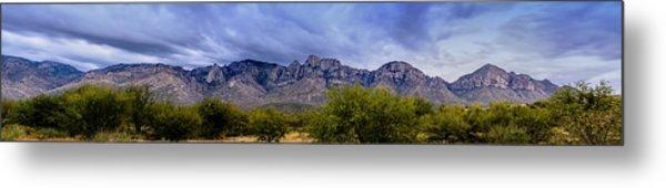 Catalina Mountains P1 Metal Print