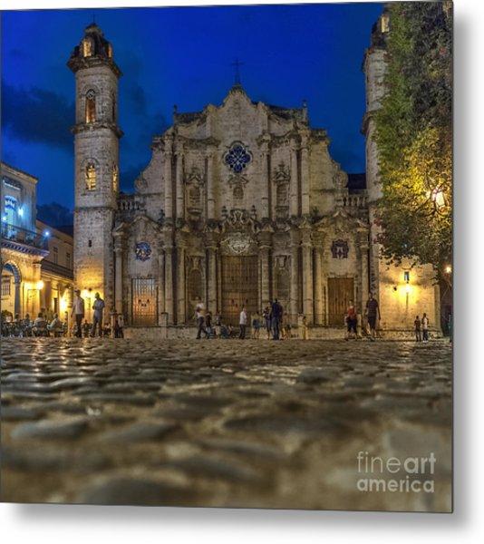 Cathedral Havana Metal Print