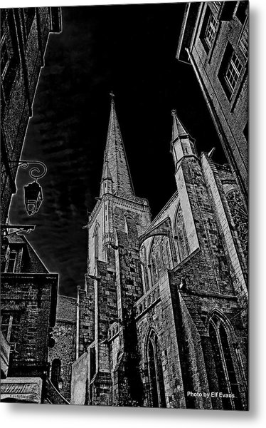 Cathedrale St/. Vincent Metal Print