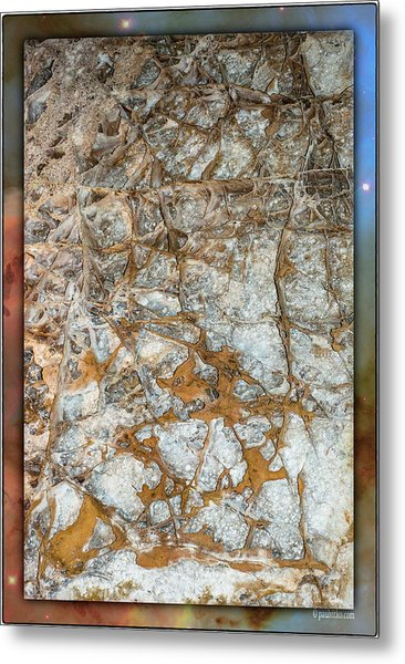 Cave Abstraction.... Metal Print