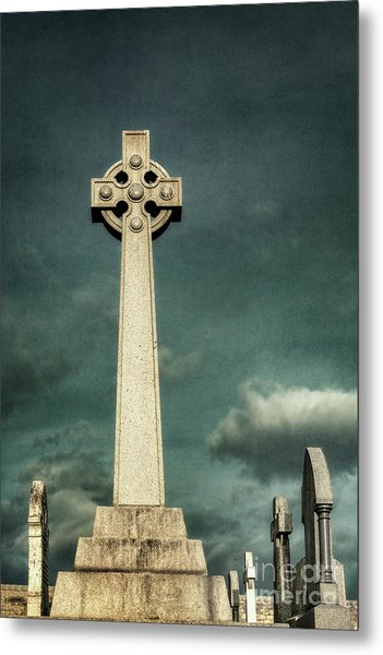 Celtic Sanctuary Metal Print