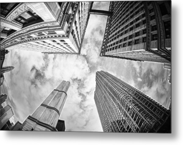 Change Of Perspective Metal Print