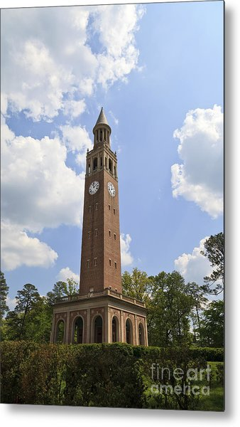 Chapel Hill Bell Tower Metal Print