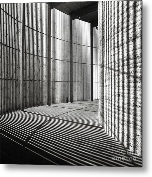 Chapel Of Reconciliation In Berlin Metal Print
