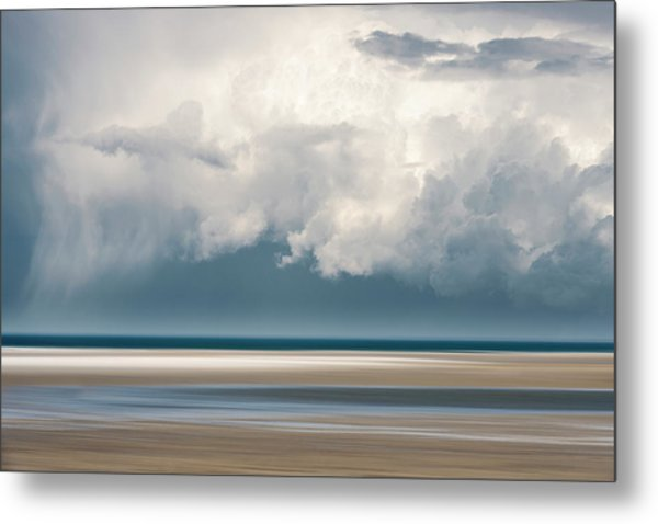 Chapin Beach 3 Metal Print