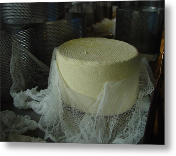 Cheese Metal Print by Eric Workman