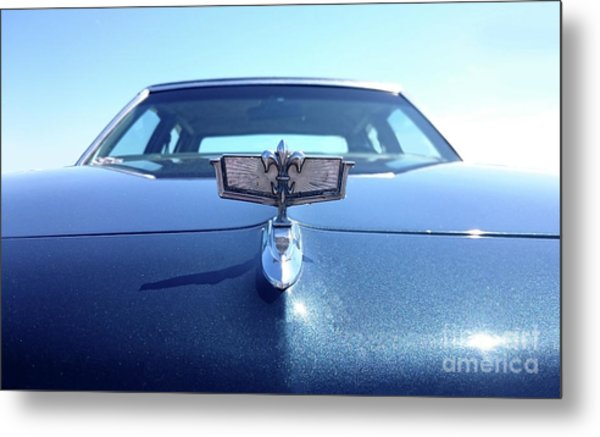 Chevyhood Metal Print