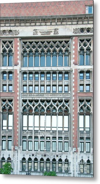 Chicago Athletic Association Metal Print