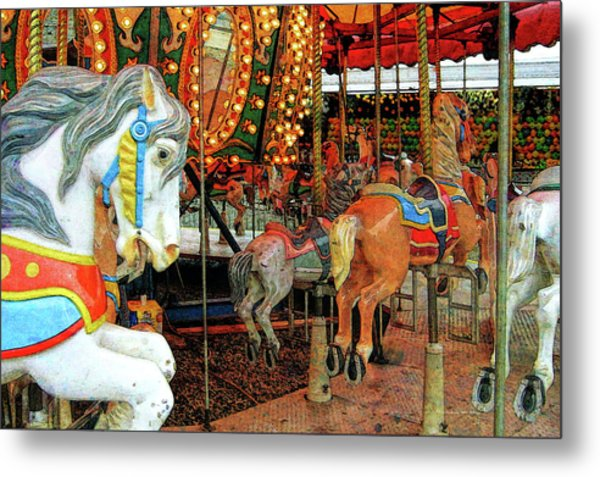 Childhood Memories Metal Print by JAMART Photography
