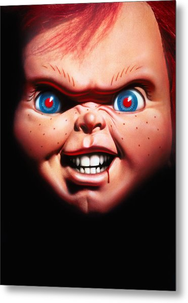 Childs Play 3 1991 Metal Print