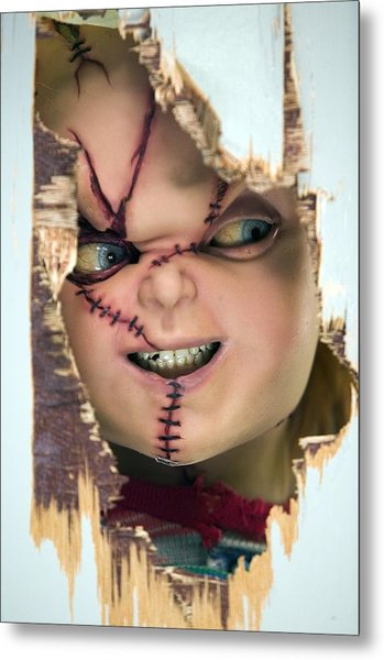 Childs Play 5 Seed Of Chucky 2004 2 Metal Print