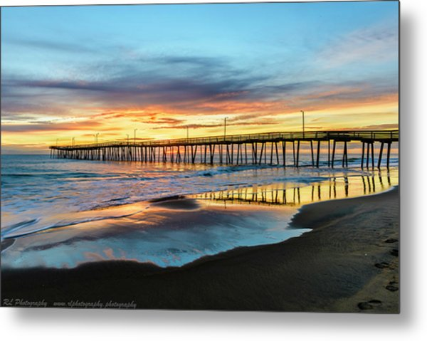 Choiceless Beauty Metal Print