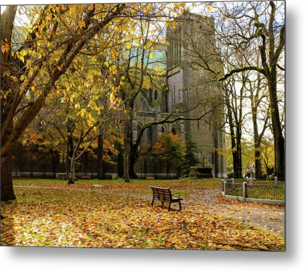 Christchurch Cathedral Metal Print