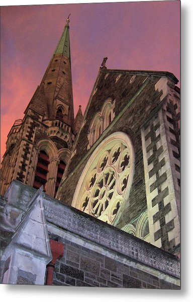 Christchurch Metal Print