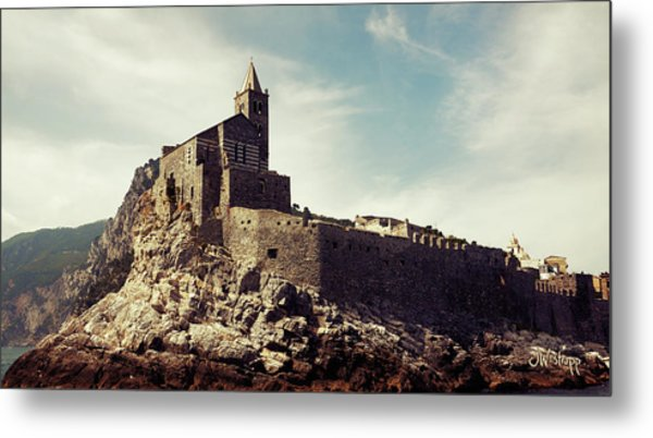 Church Of San Pietro Metal Print