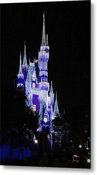 Cinderella's Castle 2 Metal Print by Frank Mari