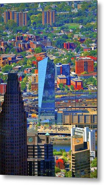 Cira Centre 2929 Arch Street Philadelphia Pennsylvania 19104 Metal Print