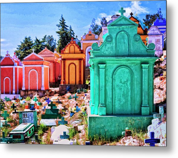 City Of The Dead 2 Metal Print