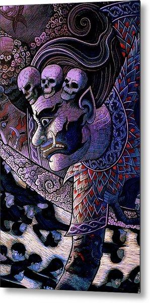 Claiming Lost Souls  Metal Print