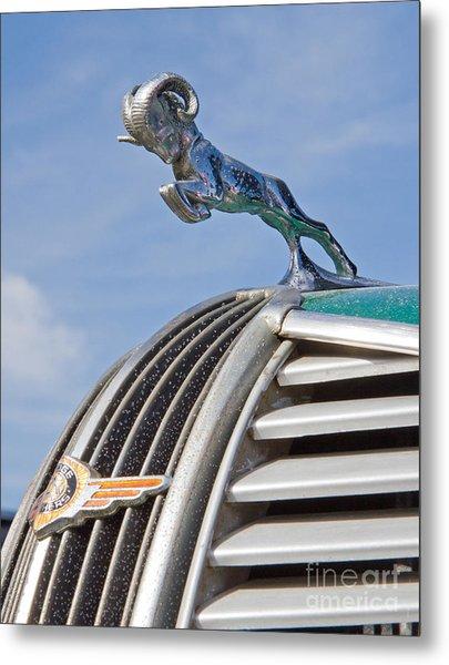 Classic 1937 Dodge Automobile Metal Print