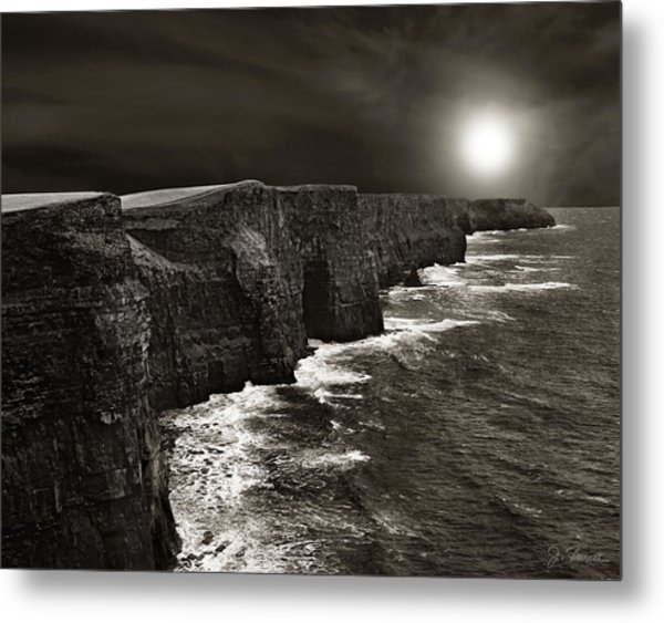 Cliffs Of Moher No. 2 Metal Print