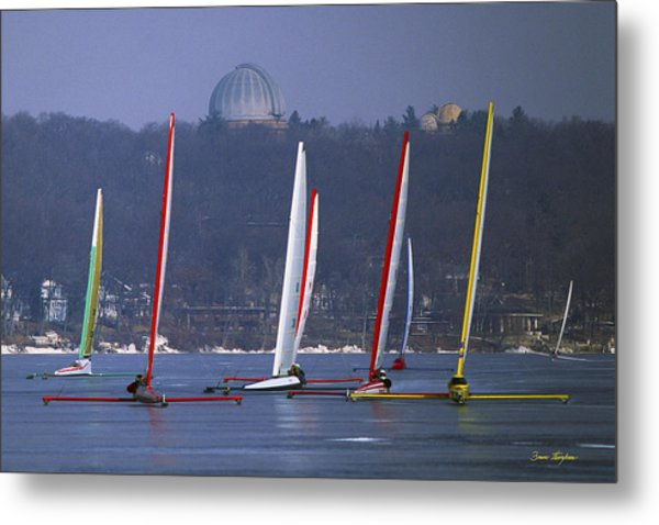 Close Encounters - Lake Geneva Wisconsin Metal Print