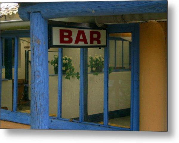 Closed For Now Metal Print by Jez C Self