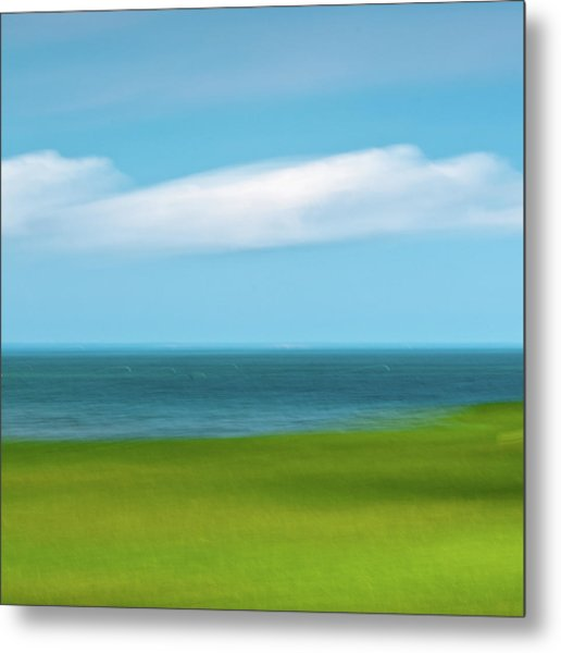 Cloud Bank 3 Metal Print