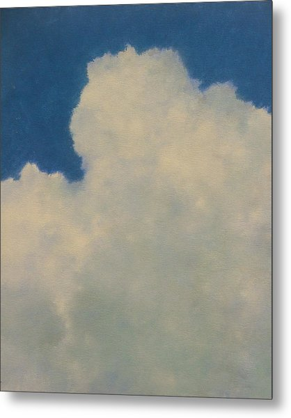 Clouds Illusions Metal Print by Gary Kaemmer