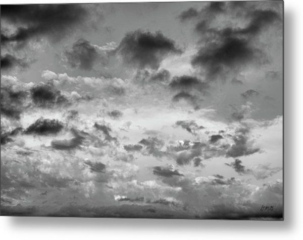 Cloudscape No. 5 Metal Print