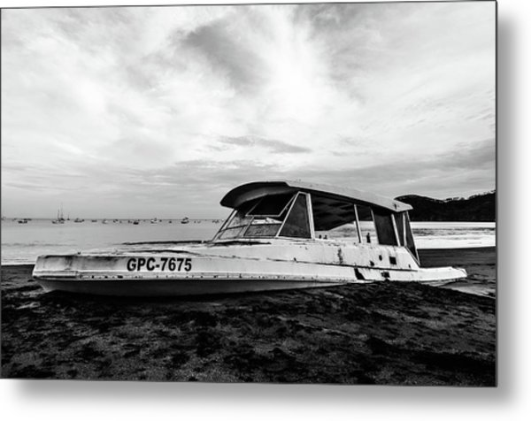 Coast Guardin  Metal Print