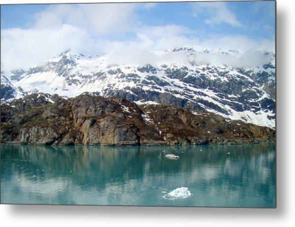 Coastal Beauty Of Alaska 5 Metal Print
