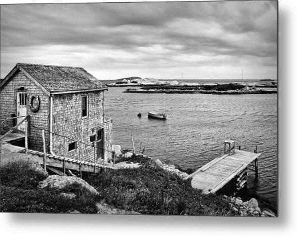 Coastal Scene - St. Margaret's Bay - Canada Metal Print