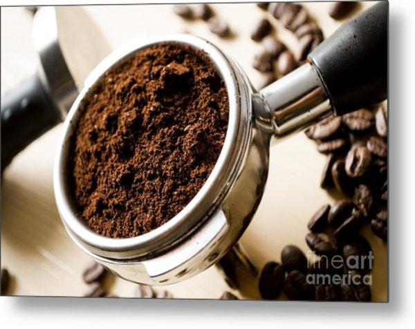 Coffee #10 Metal Print
