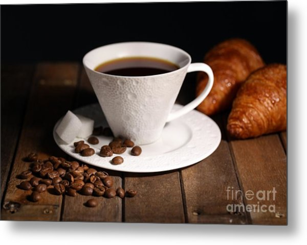 Coffee #4 Metal Print
