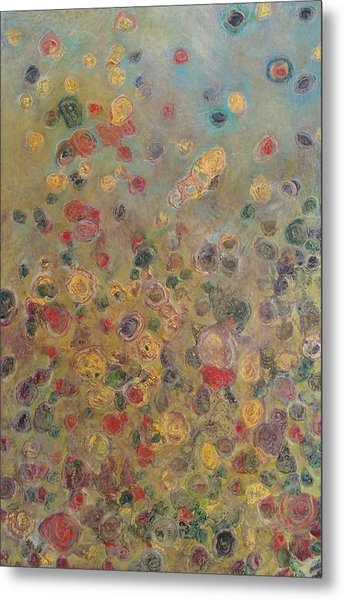 Collaboration Of Colors Metal Print by Jacob Stempky