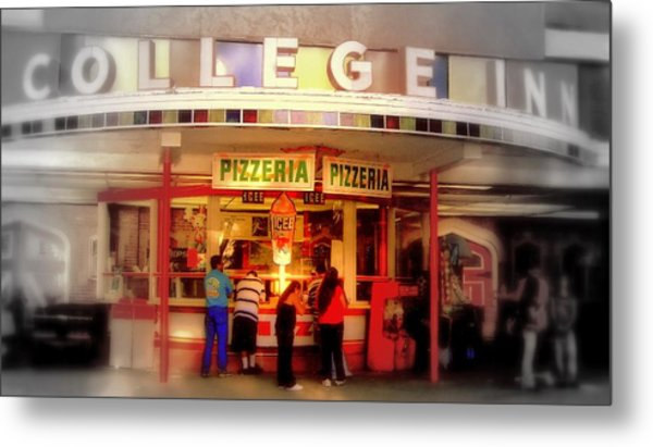 College Inn Metal Print
